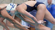 Photo Gallery: Crescenta Valley swim in Pacific League meet against Arcadia