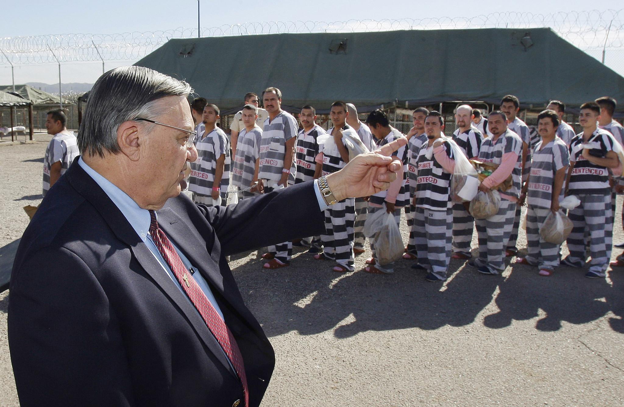 5 times Arizona Sheriff Joe Arpaio didn't shy away from ...