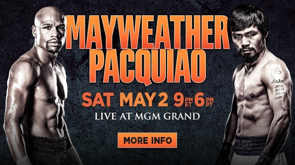 The Latest: Celebrities arriving for Mayweather-Pacquiao ...