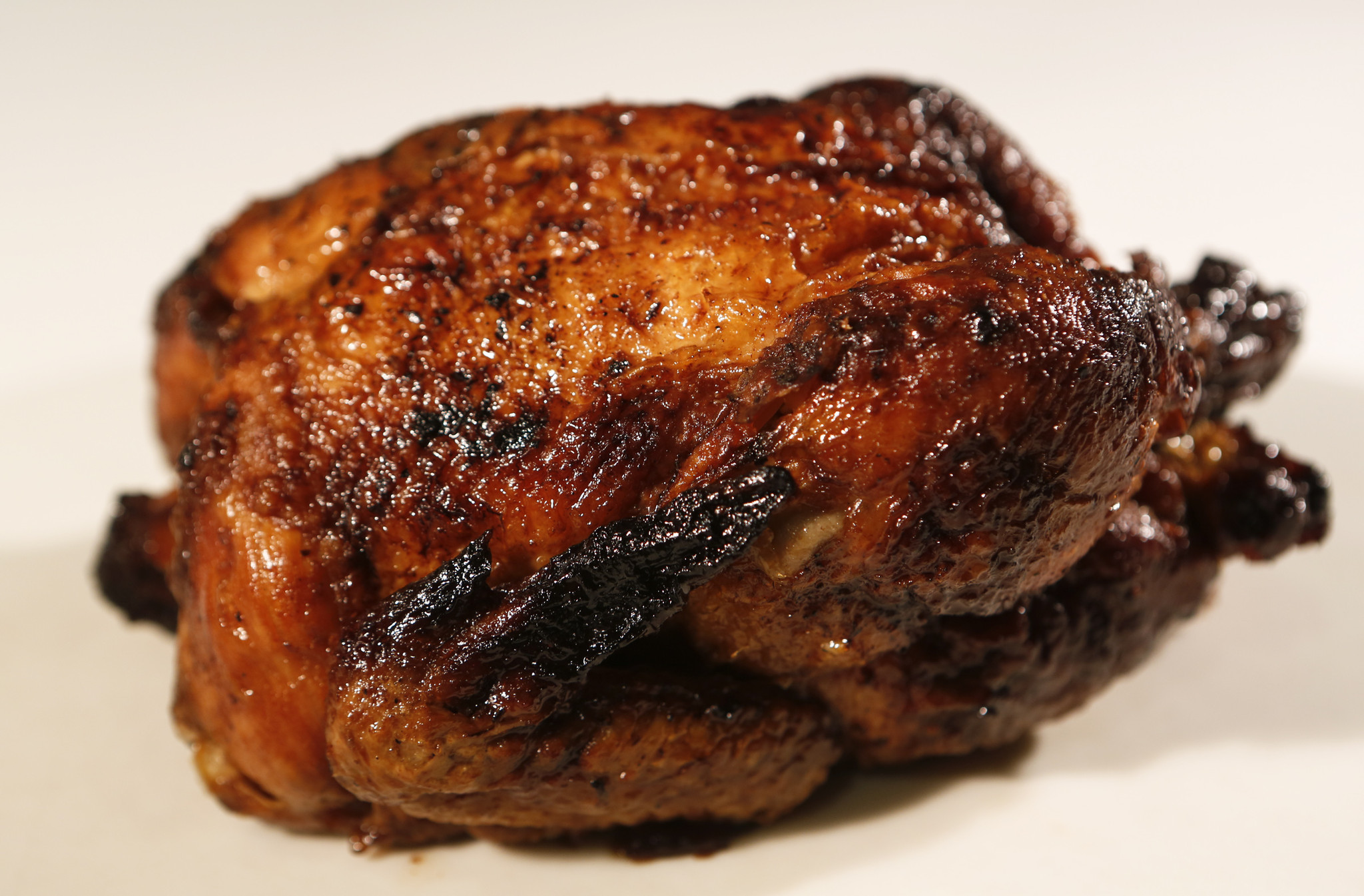 Directions for cooking a rotisserie chicken on a gas grill with rotisserie attachment. This is a great easy recipe that our family derfkasiber.ga: 3.