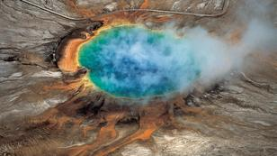 Giant magma reservoir mapped deep beneath Yellowstone supervolcano