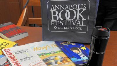 Annapolis Book Festival returns to Key School Saturday