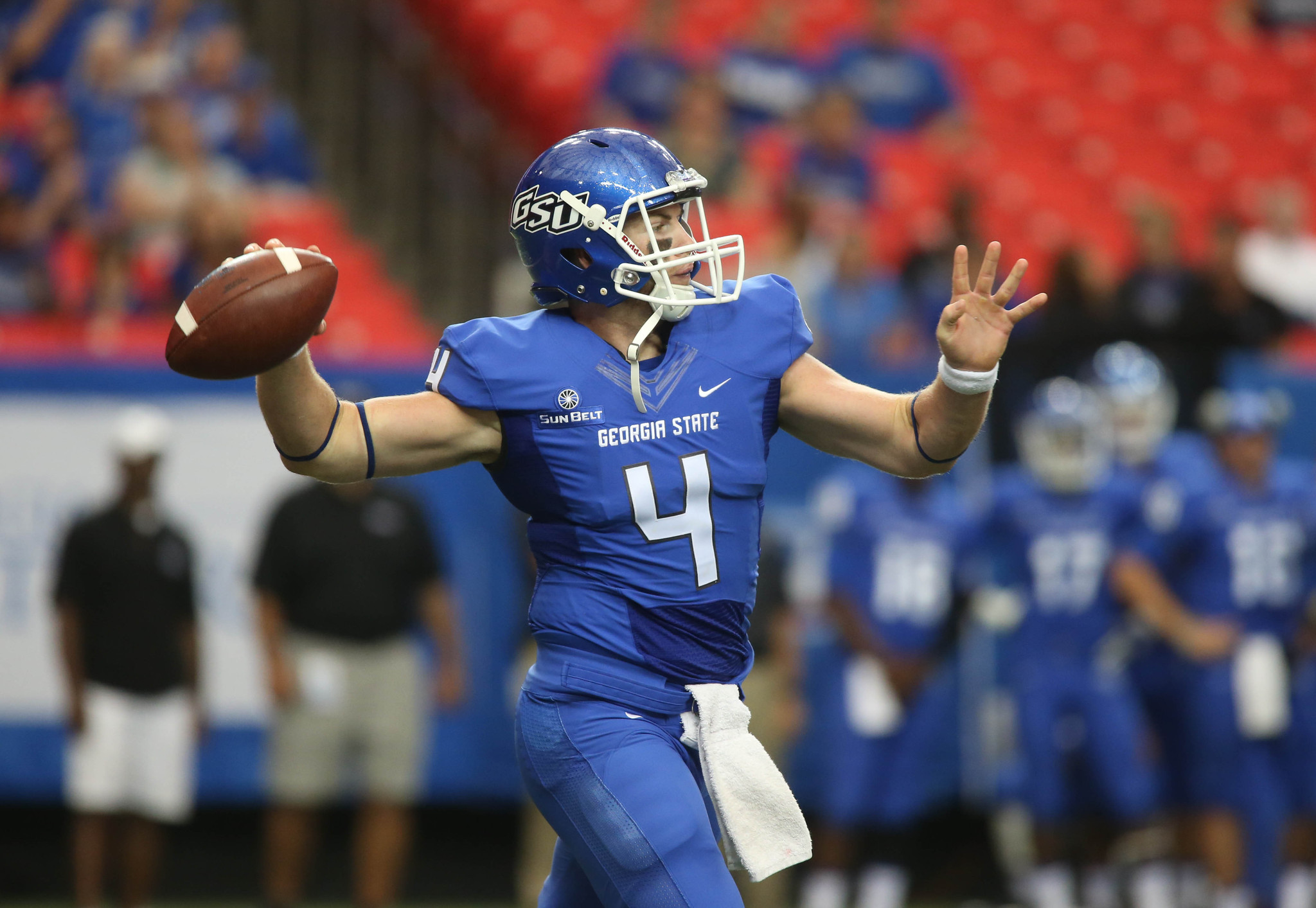 Georgia State still chasing first win over FBS team ...