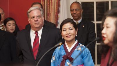 Meet Yumi Hogan, Maryland's first lady