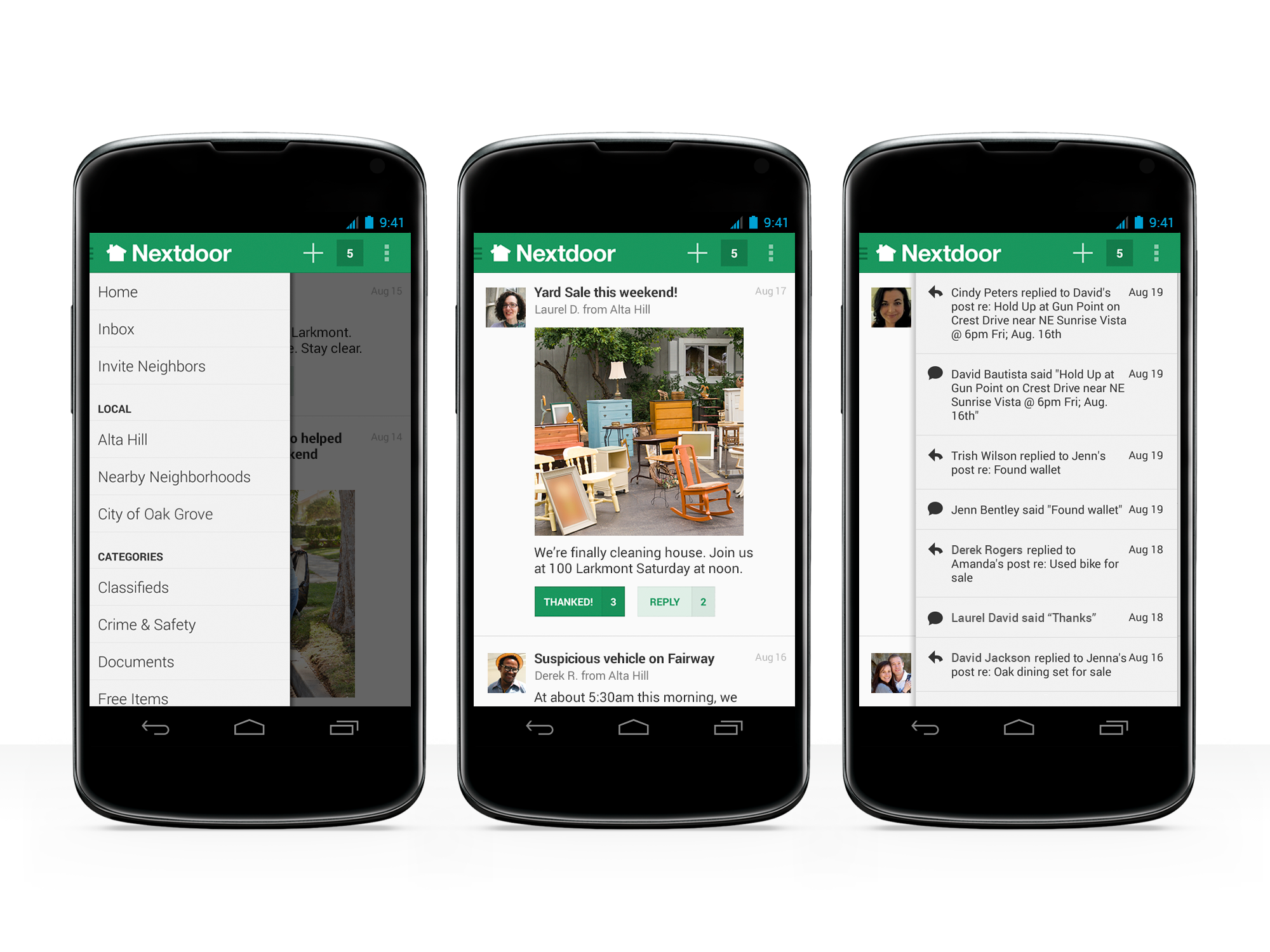 L.A. prosecutors to use Nextdoor app to strengthen ties with residents