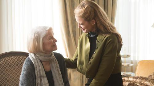 Ellen Burstyn age of adaline