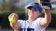 Photo Gallery: Burbank softball shuts out Burroughs, 8-0
