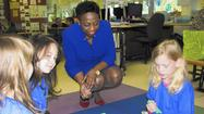 State superintendent visits Lake Shore Elementary