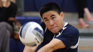 Photo Gallery: Flintridge Prep vs. Rio Hondo in Prep League boys volleyball
