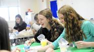 Community college partners with Shiloh Middle students for day of STEM activities