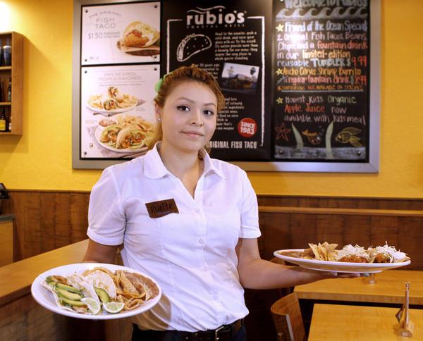 Burbank news breaking news from burbank california for Rubio s coastal grill the original fish taco