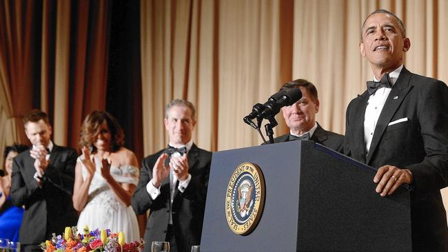Presidential speech writers