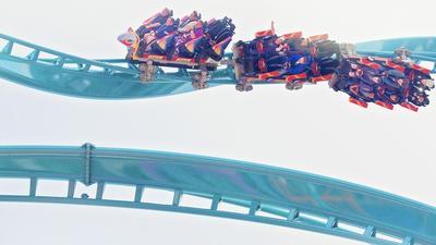 Daredevils launch Busch Gardens' newest coaster