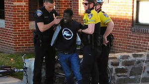 The 45-minute mystery of Freddie Gray's death