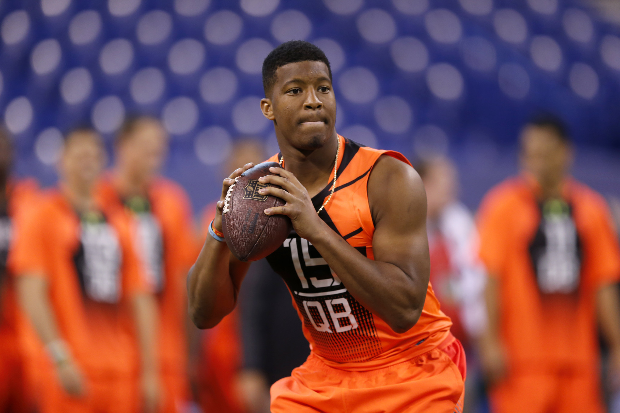 Jameis Winston battles to change public perception earn No 1