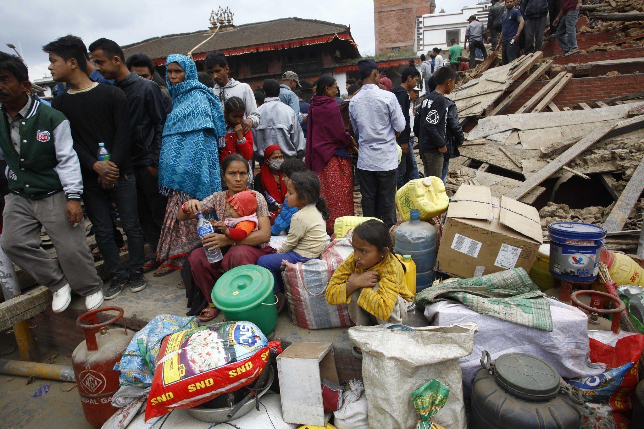 Katmandu's poorly constructed buildings worsen quake outcome