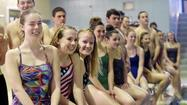 Carroll high school swimmers have their day in the pool