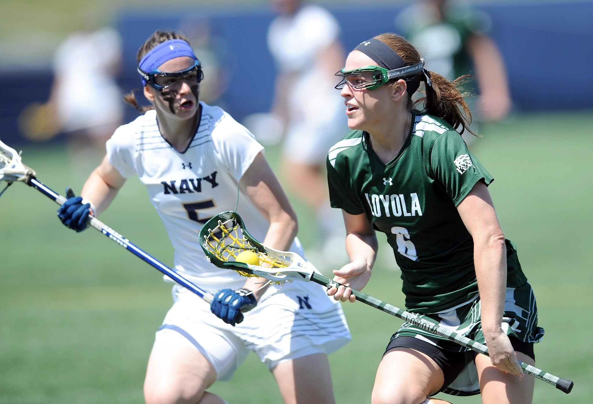 Loyola women's lacrosse beat Navy, win second straight ...