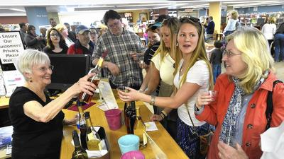 Westminster Wine Stroll promotes downtown retail and local wine