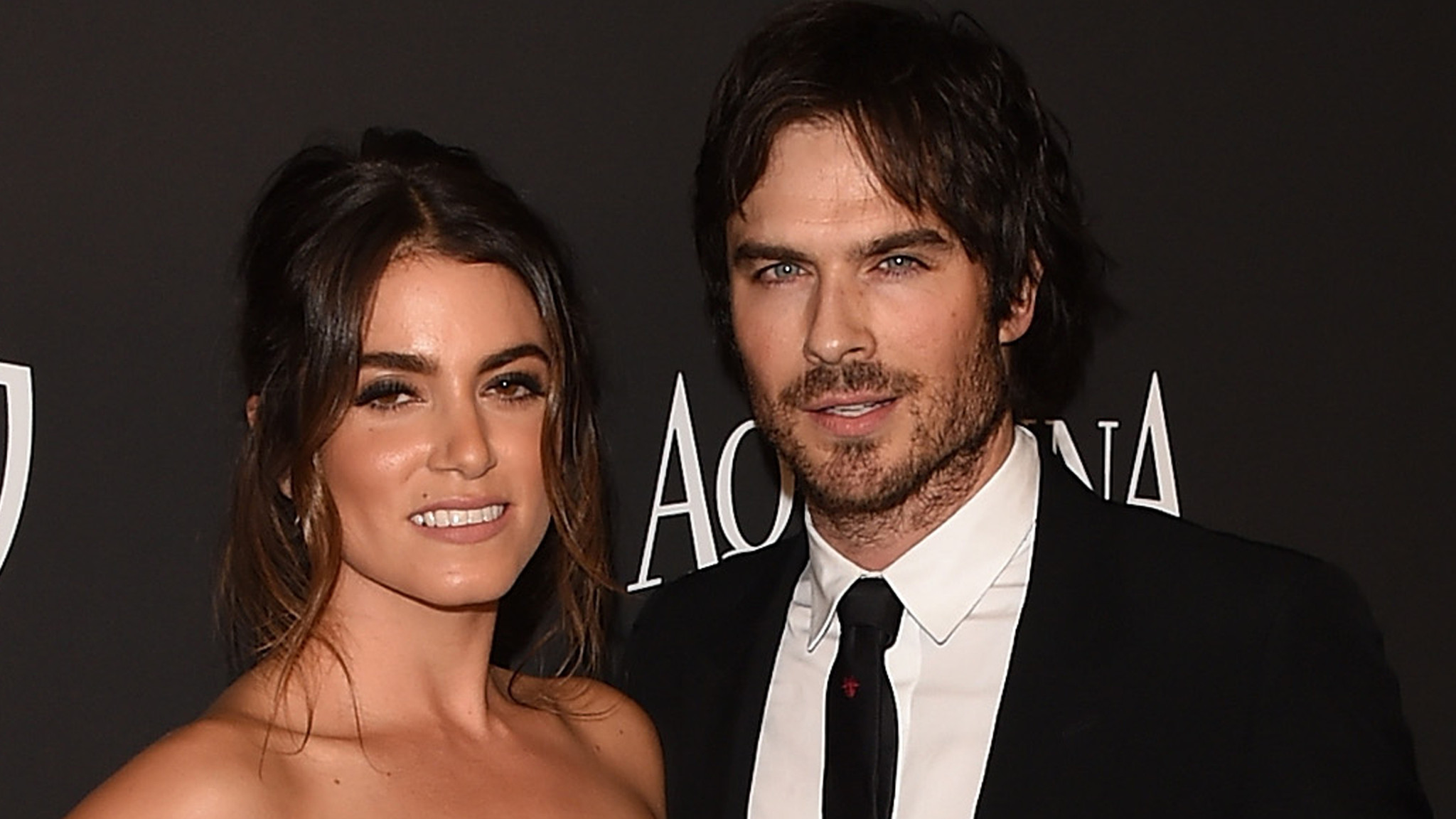Ian somerhalder nikki reed are married la times junglespirit Choice Image