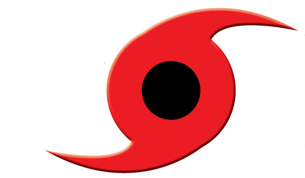 the official hurricane symbol sun sentinel