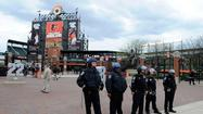 Orioles game in Baltimore postponed because of safety concerns