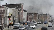 Baltimore under siege
