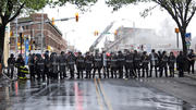 Baltimore rioting kicked off with rumors of 'purge'