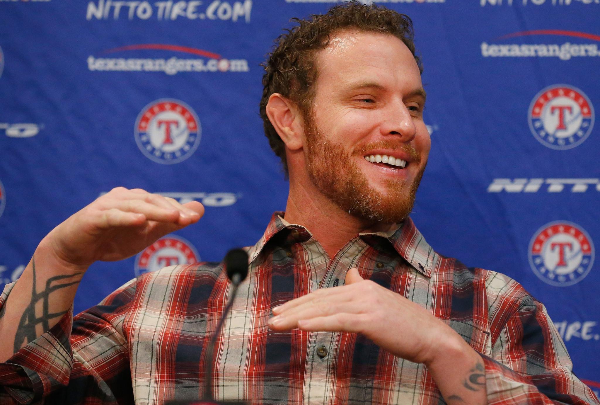 josh hamilton Rangers release injured outfielder josh hamilton, keep door open for return   josh hamilton beats yankees in bottom of 9th inning as texas rangers win 7-6.