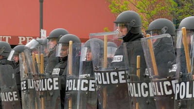 Carroll schools, sheriff react to Baltimore riots