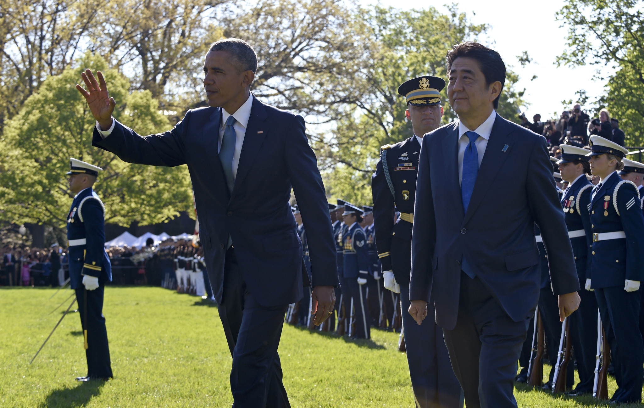 Obama ponders a visit to nuclear ground zero: Hiroshima