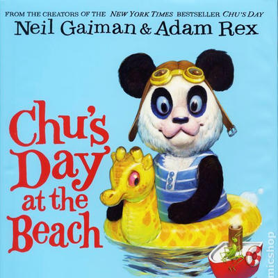 Book review: 'Chu's Day at the Beach' offers charming reassurances to preschoolers