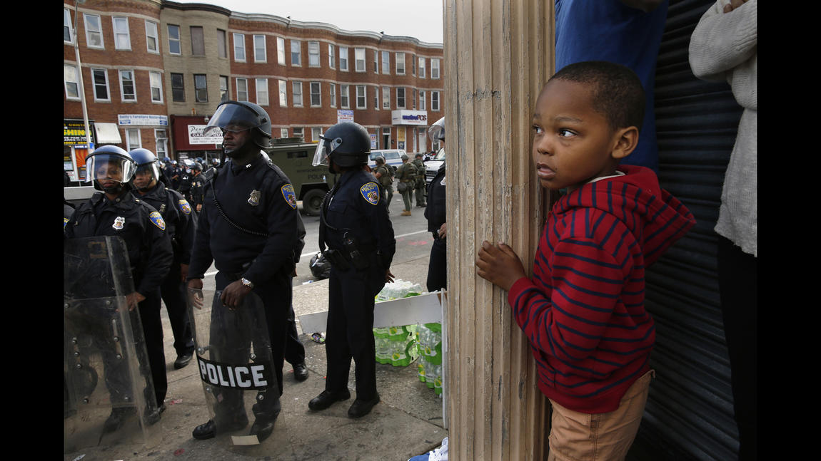 After the Baltimore riot