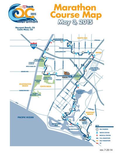Oc Beach Cities Marathon