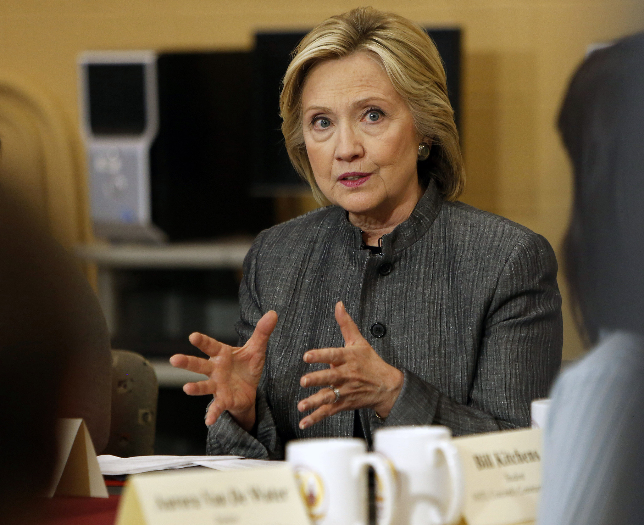 Hillary Clinton to call for end to 'mass incarceration'