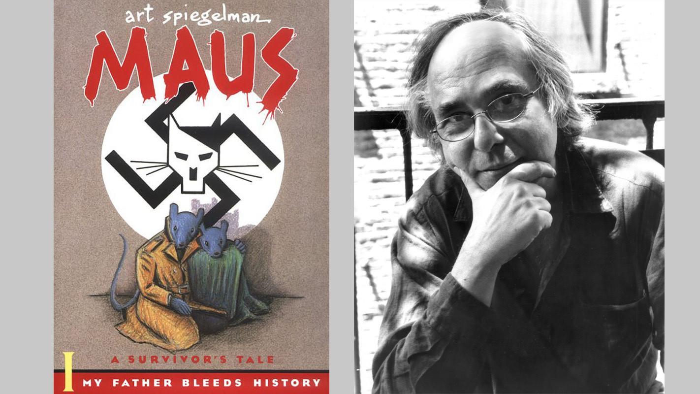 analysis of art spiegelmans novel maus