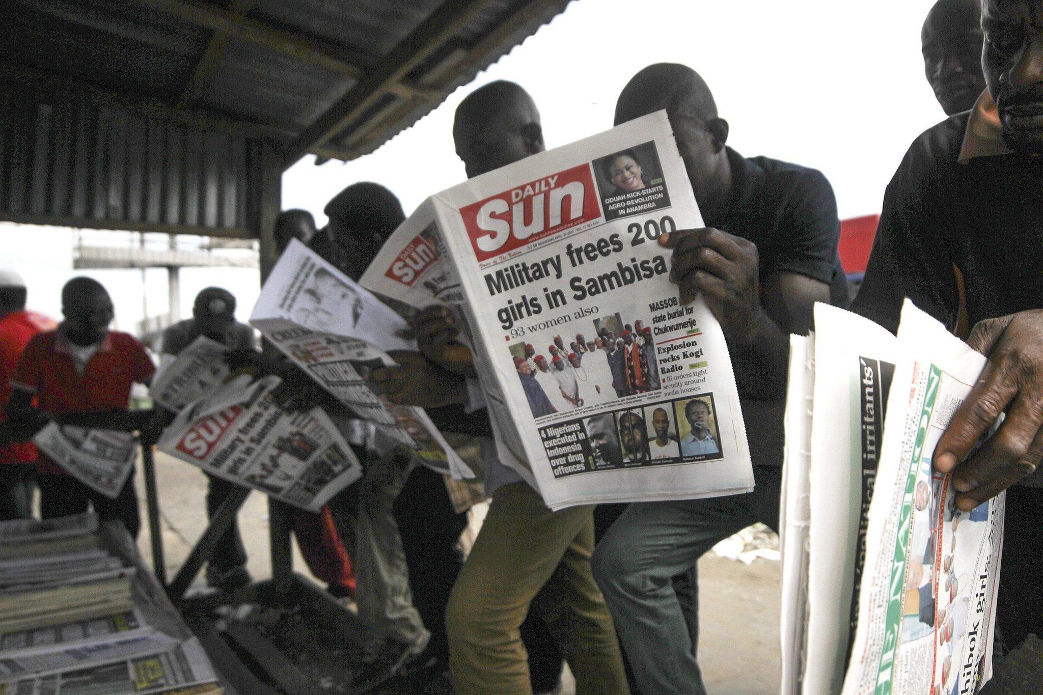 Nigeria: 200 girls, 93 women held by Boko Haram rescued