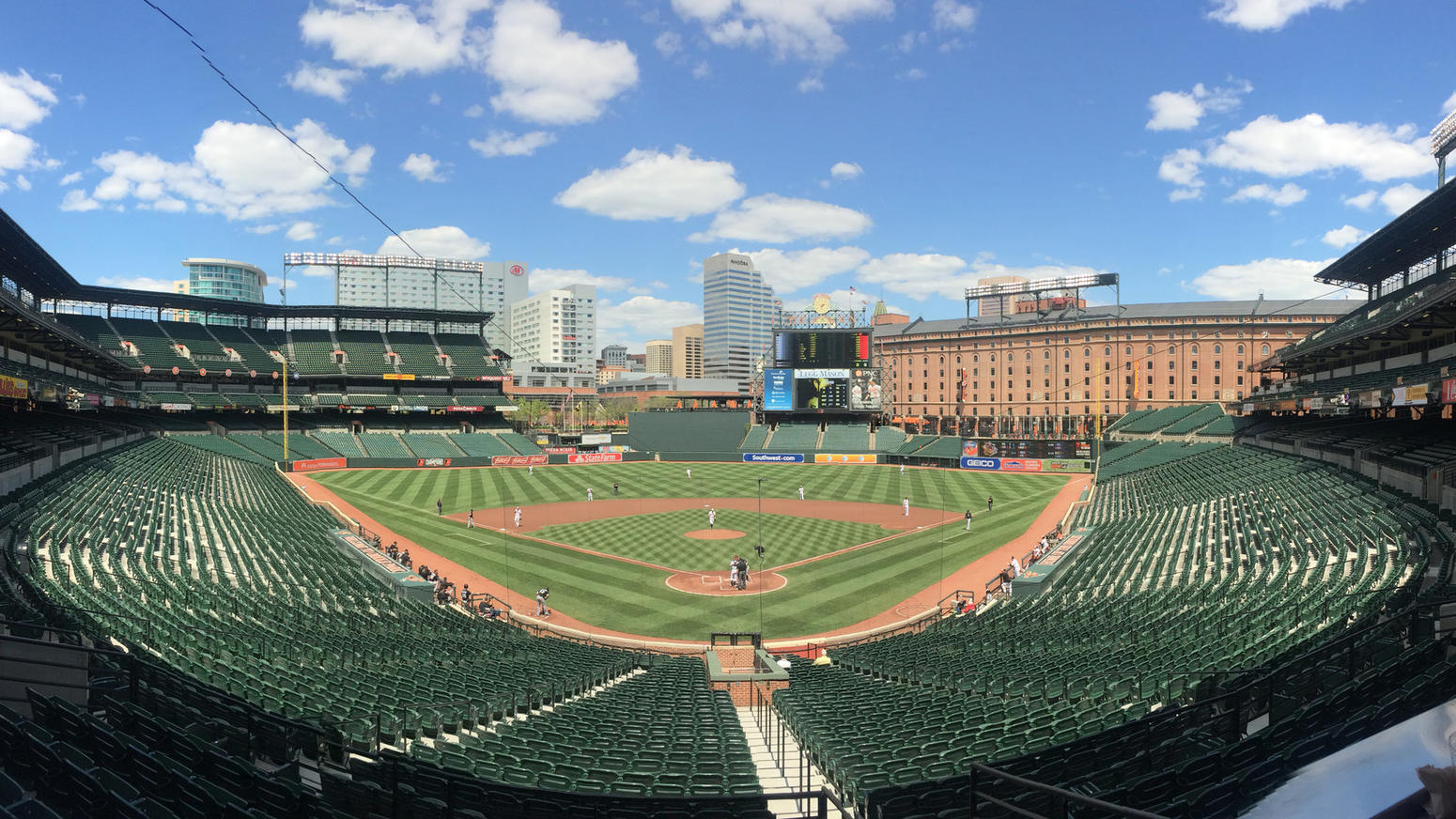 Orioles game