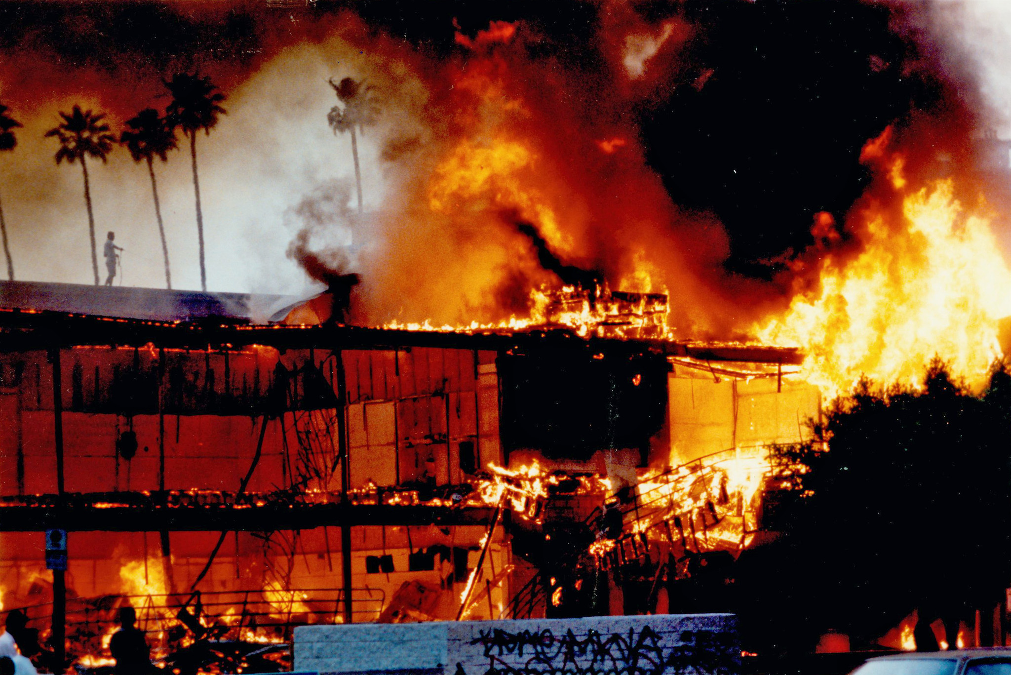 the los angeles riots of 1992 essay
