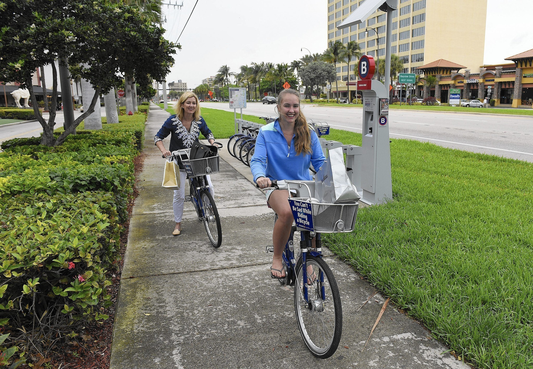 Bike share: Programs growing in South Florida as West Palm Beach is ...