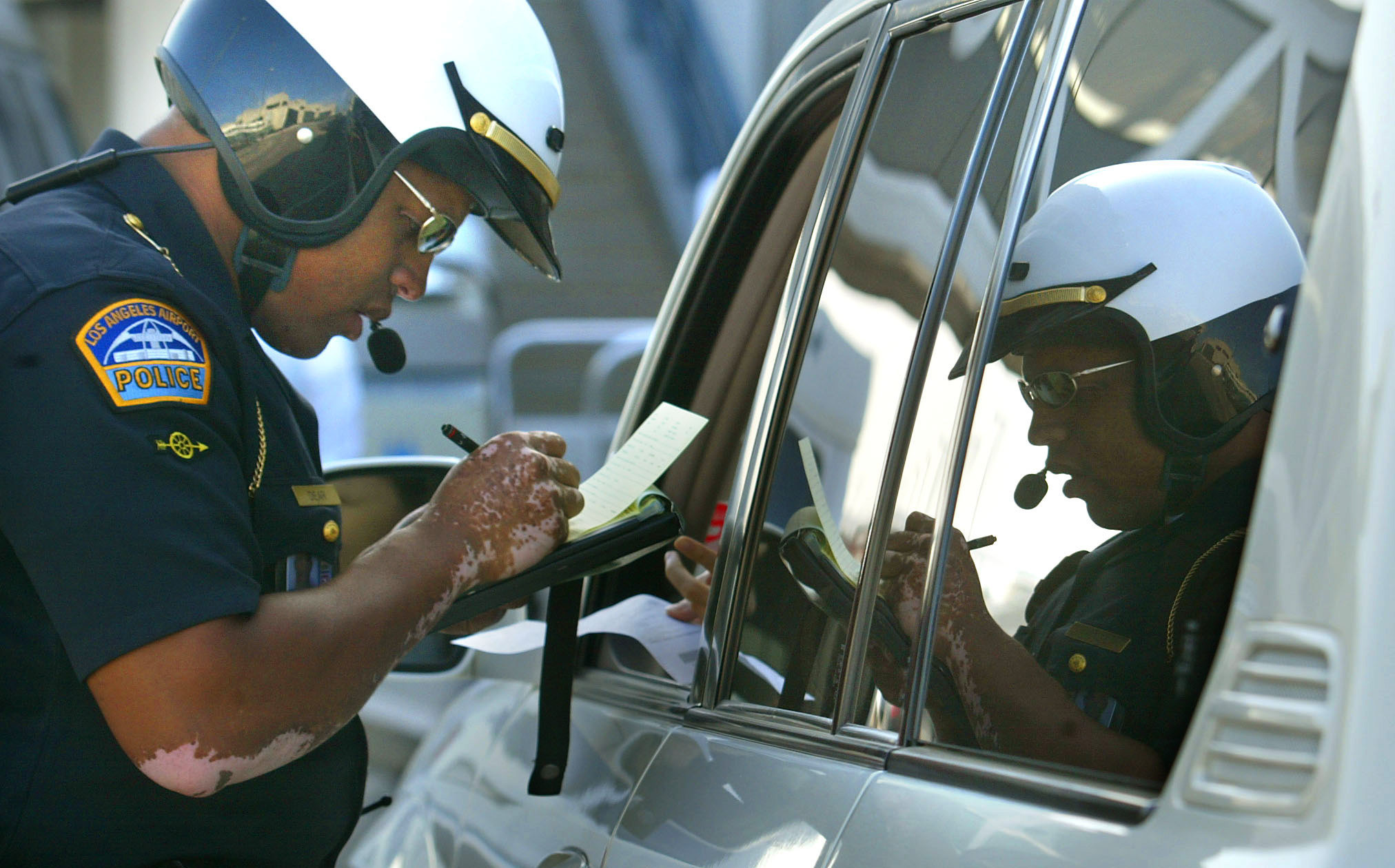 Do you want to be the person that is not able to pay a car ticket?