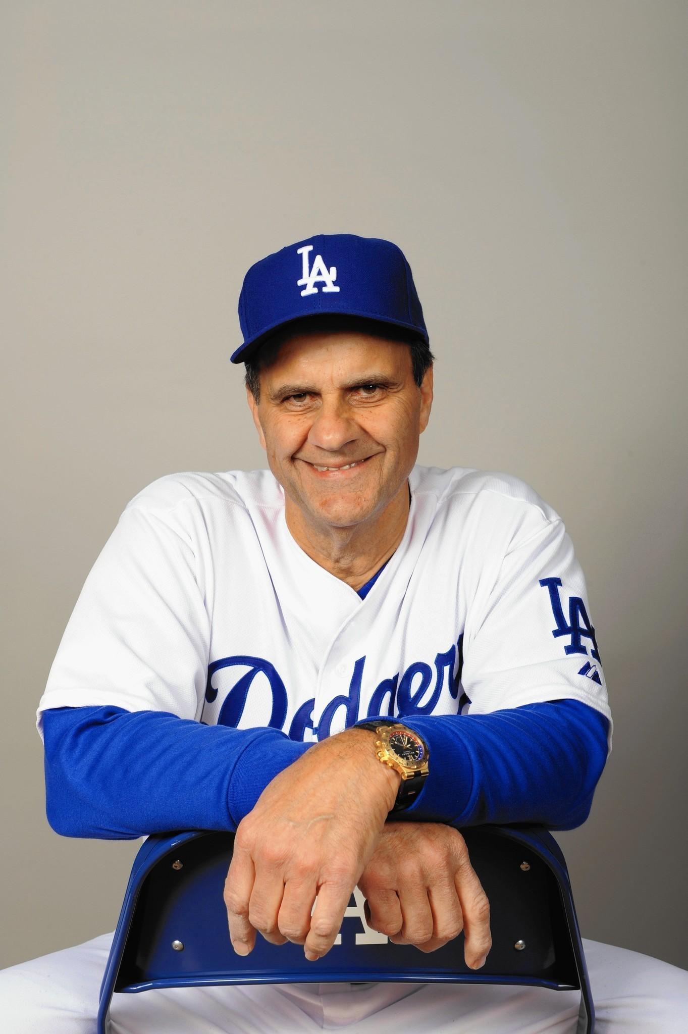 Baseball's Joe Torre hits a home run with his charity work - LA Times