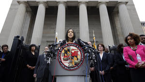 Freddie Gray's death: Six officers and the charges they face