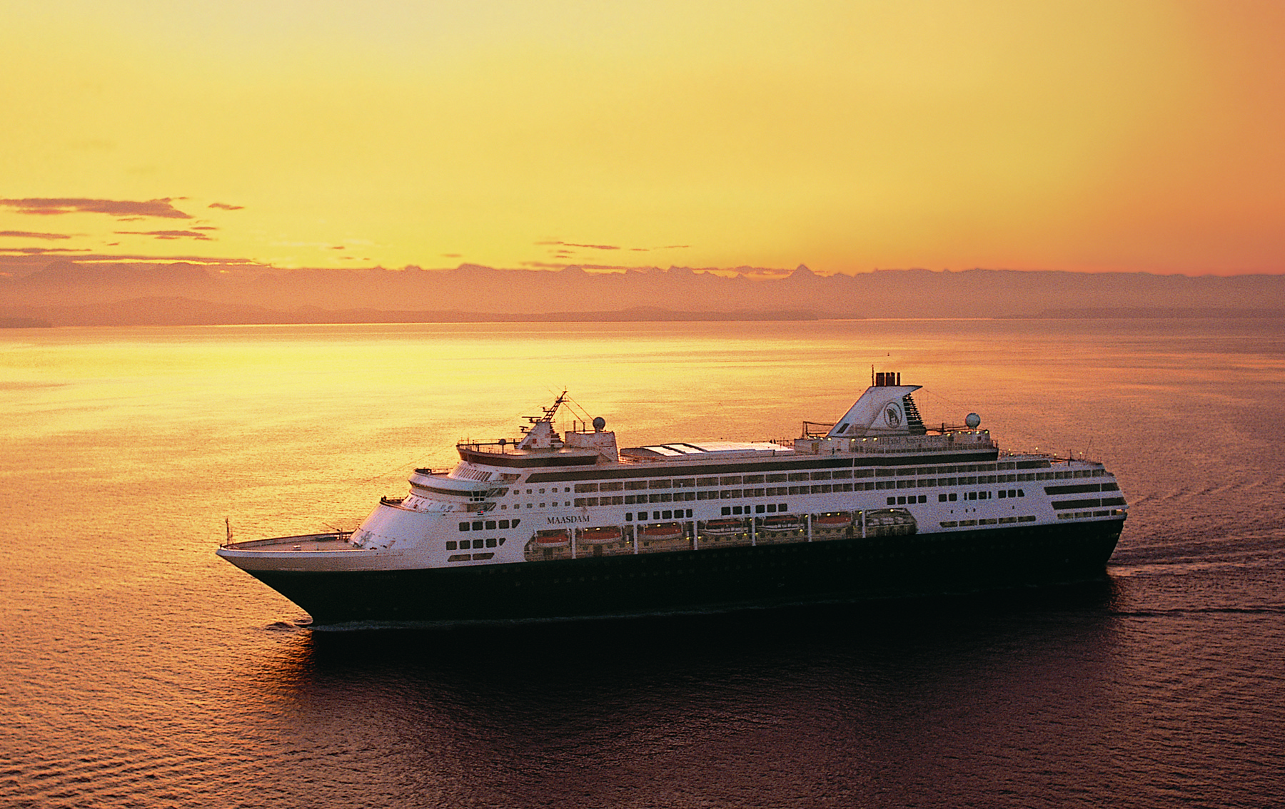 71 Passengers And Crew Fall Sick On Holland America Cruise