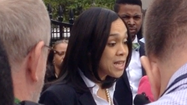Baltimore State's Attorney Marilyn Mosby announced criminal charges against six police officers in the death of Freddie Gray (2 of 2)