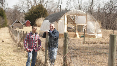 Community gardens unite Harford residents with a passion for growing and clean eating