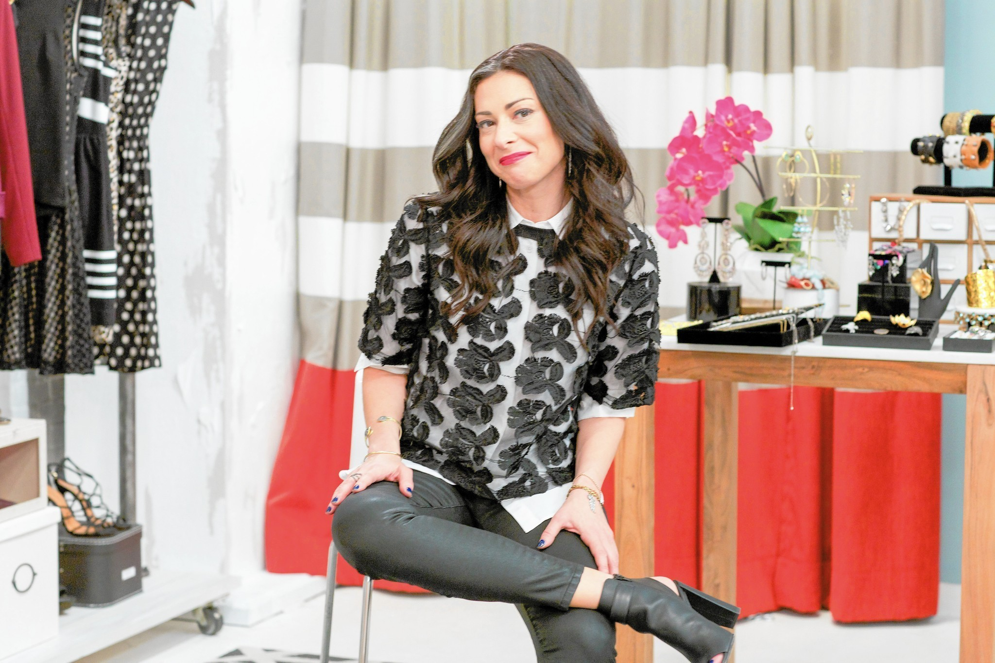 39 Love Lust Or Run 39 Star Stacy London 39 S Tips On Having Clothes Tailored La Times
