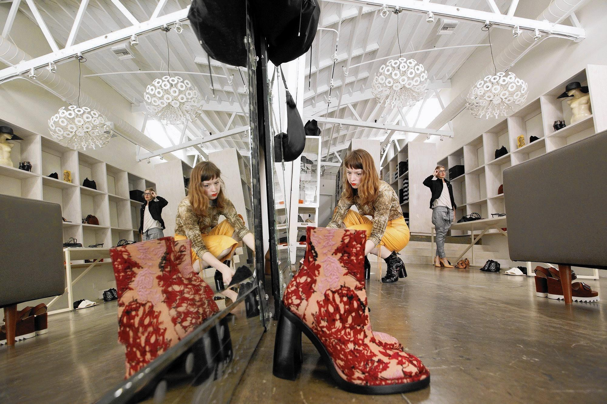 Abbot Kinney fashion shopping scene loses several stores