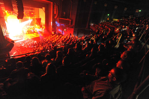 New Haven's new College Street Music Hall to open in April ...