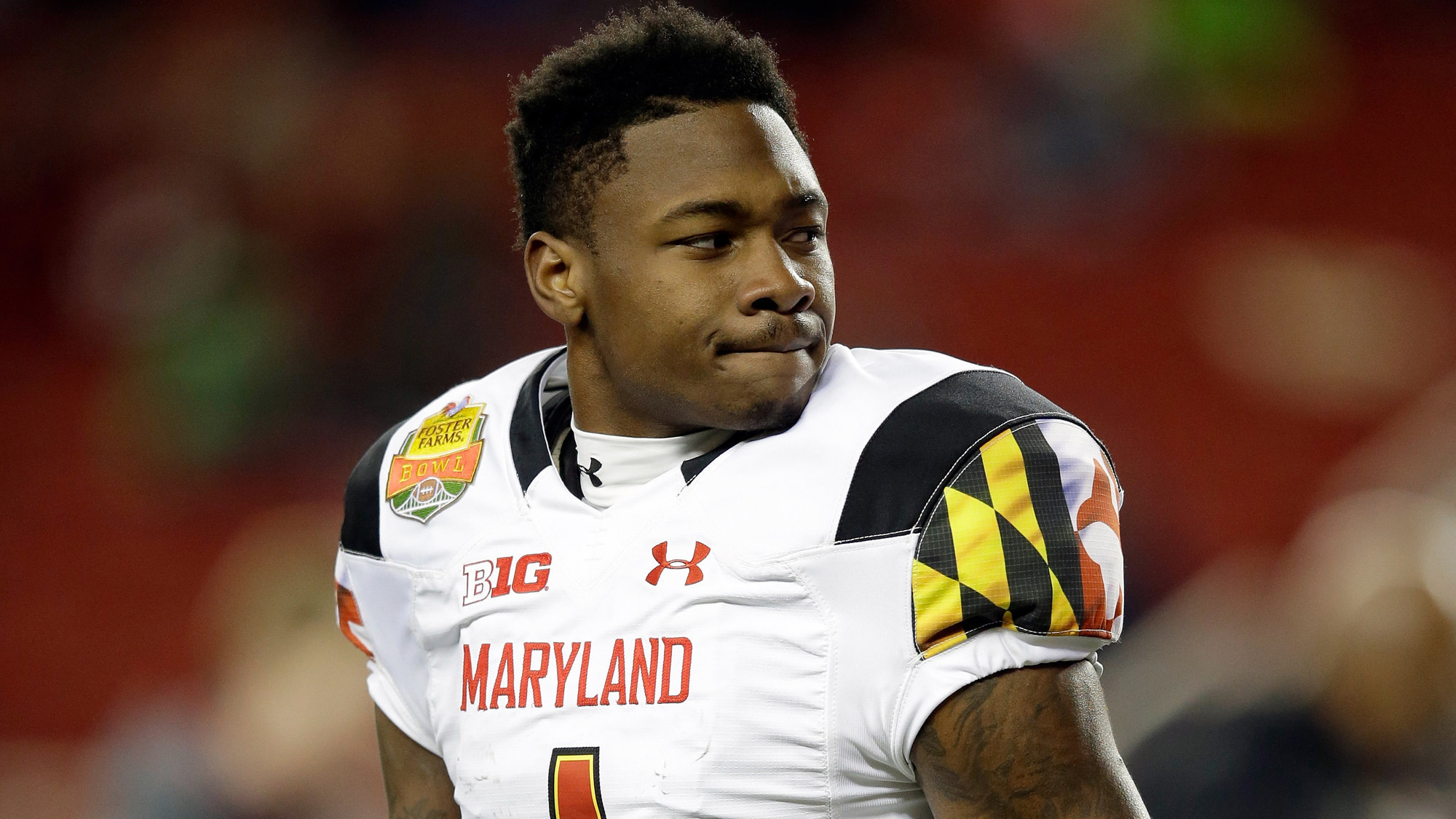 Vikings fifth round pick former Terps star Stefon Diggs says I
